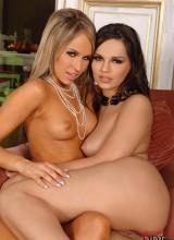 Aleska Diamond & Eve Angel 15