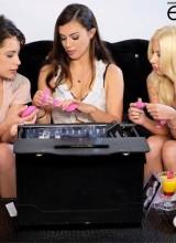 Nikita Bellucci, Jessie Volt, Tiffany Doll 3
