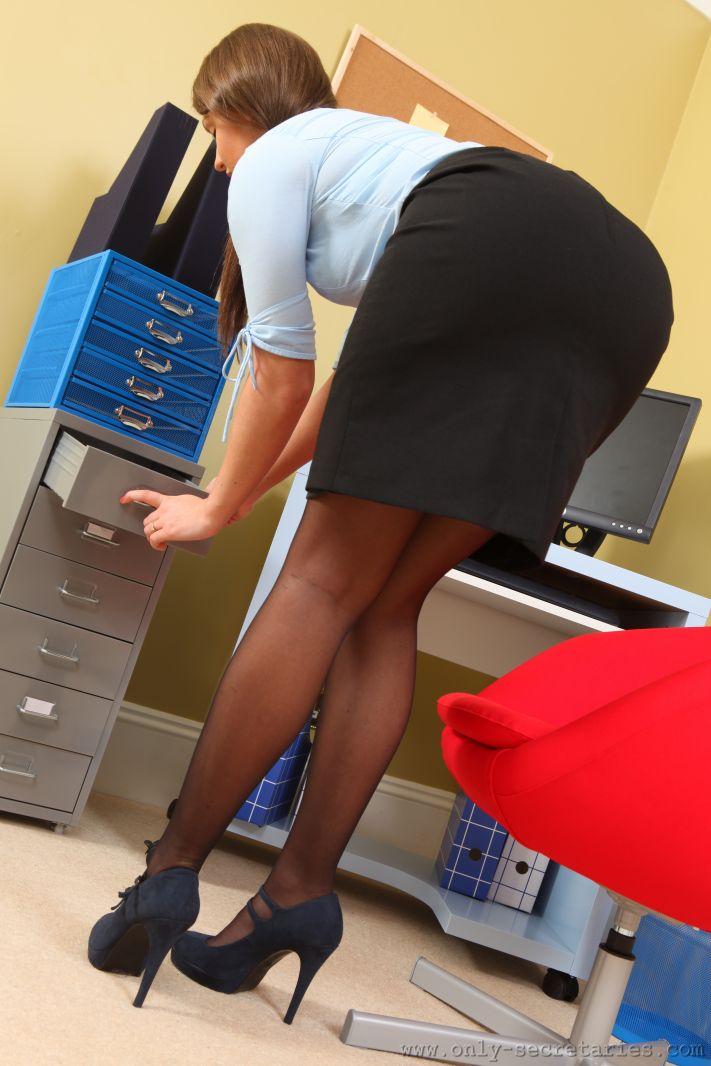 фото секретарши в миниюбках фото