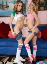 Allyssa Hall & Lexi Belle 4