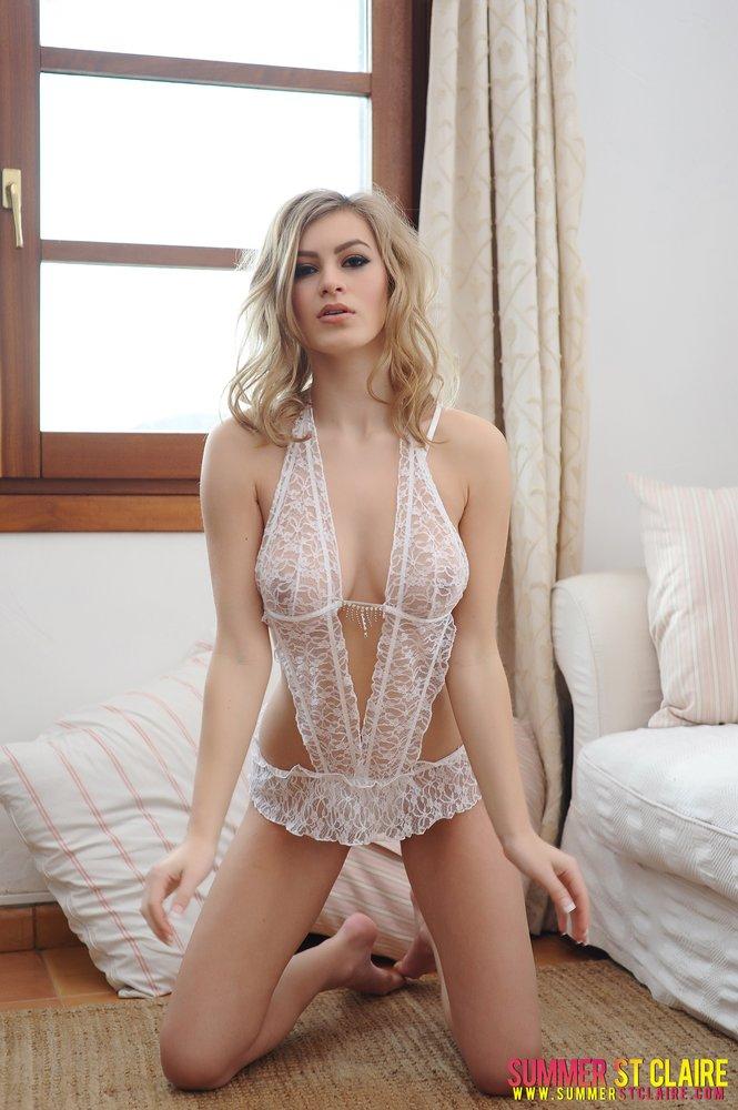 Hot milf big tits threesome sex