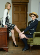 Melissa Thompson & Headmistress 1