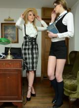 Melissa Thompson & Headmistress 12