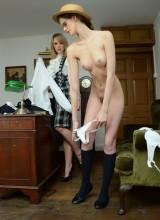 Melissa Thompson & Headmistress 6