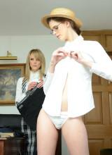 Melissa Thompson & Headmistress 7