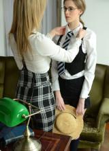 Melissa Thompson & Headmistress 9
