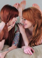 Lucy Ohara & Ivy Snow 7