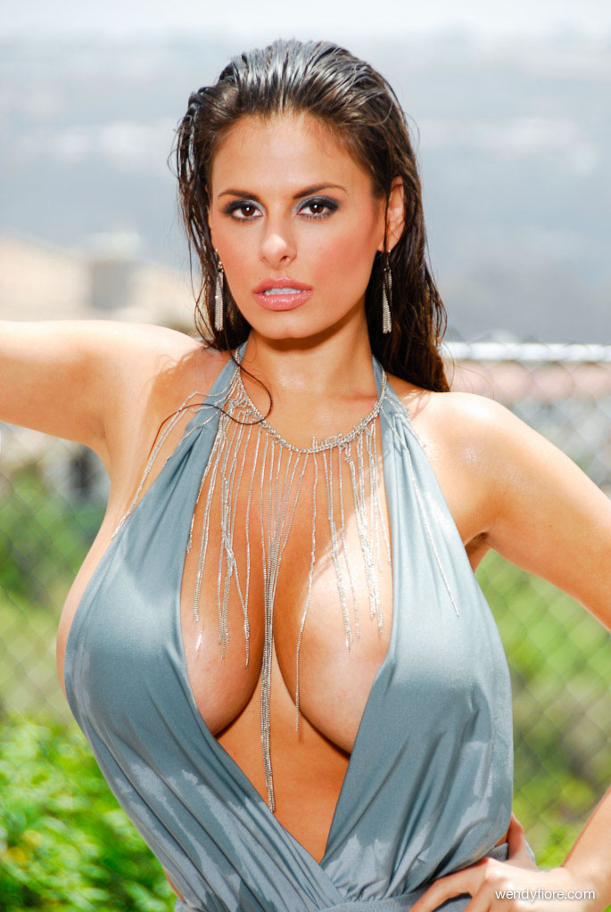 Wendy Fiore - Wet Glam | Web Starlets