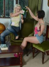 Billie Evans & Mercedes Marston 2