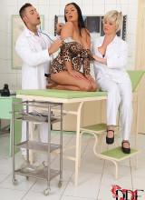 Jasmine Black & Sandra Boobies 2