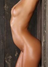 Watch4beauty: Clover - Wooden