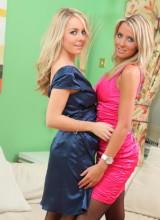 Rachael & Becky 1