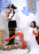 Hayley-Marie Coppin & Jodie Gasson 4
