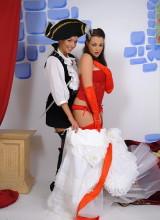 Hayley-Marie Coppin & Jodie Gasson 7