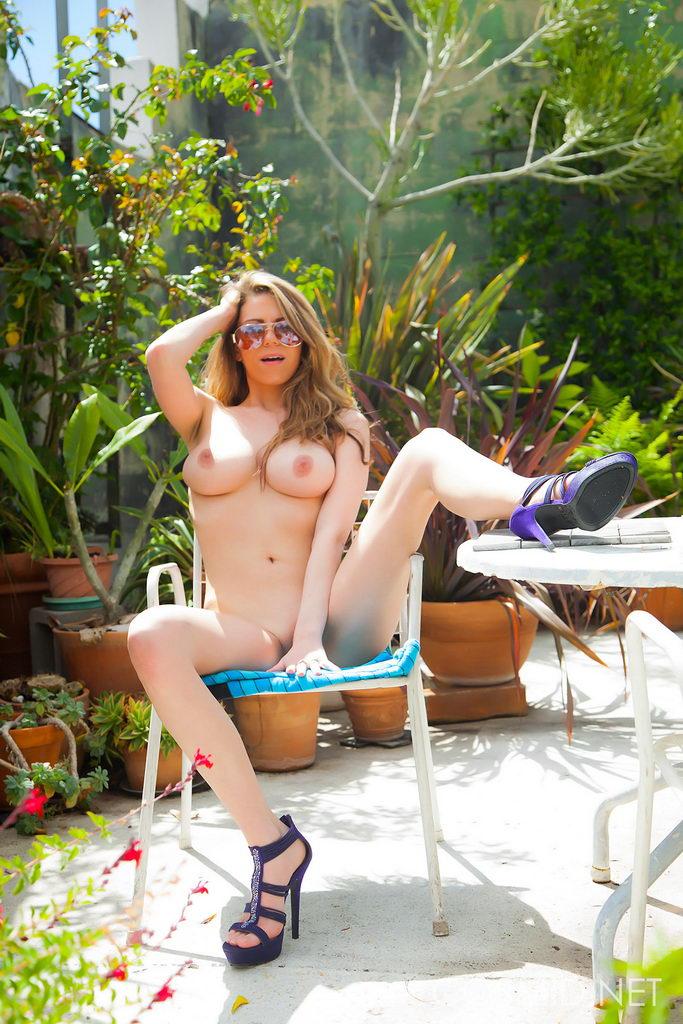 Cosmid: Kylie K - Watering Flowers