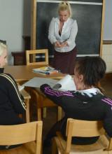 Billie Evans, Mercedes Marston, Miss Cox 5