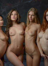 Caprice, Angelica, The Red Fox & Keira 10