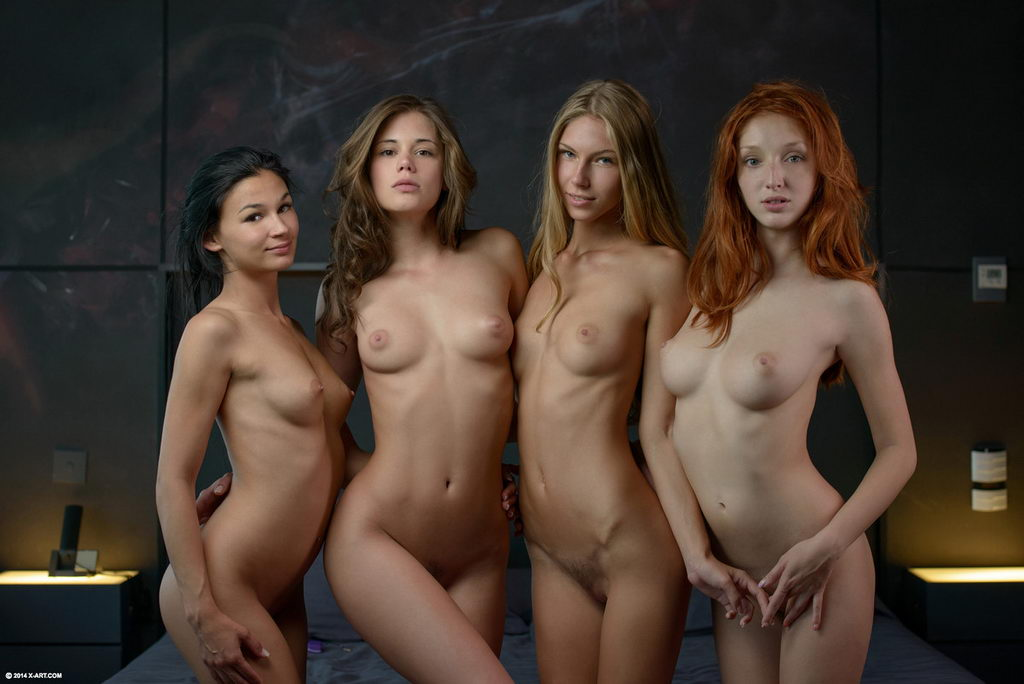 фотоподборка голых