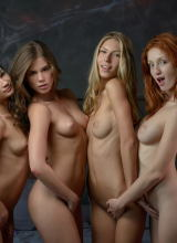 Caprice, Angelica, The Red Fox & Keira 11