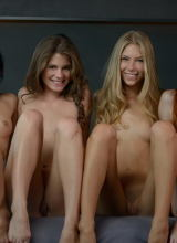 Caprice, Angelica, The Red Fox & Keira 2