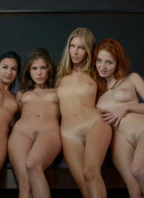 Caprice, Angelica, The Red Fox & Keira 3
