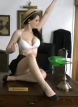 St Mackenzies: Jessica-Ann Fegan shows off her boobs