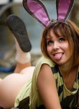 Ariel Rebel - Grunge Bunny