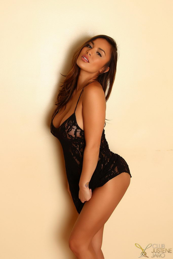 Justene Jaro - Little Lace Outfit