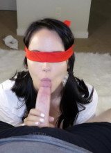 Bryci - Blindfolded Facial