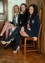 Kayleigh Williams, Kym Hodgson, Roxy Payne 1