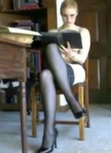 St Mackenzies: Miss Drogan - Sexy legs