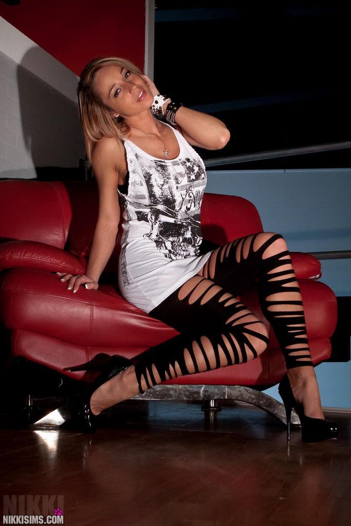 Nikki Sims - Shredded