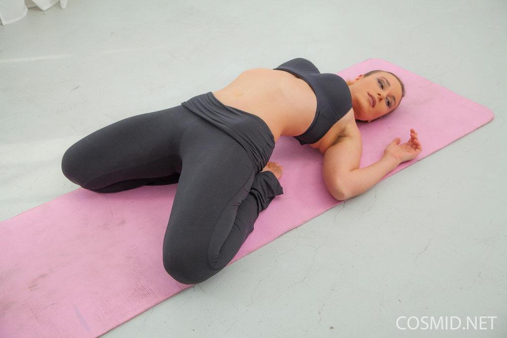 Cosmid: Vassanta Doing Yoga