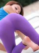 Ashley Doll - Purple