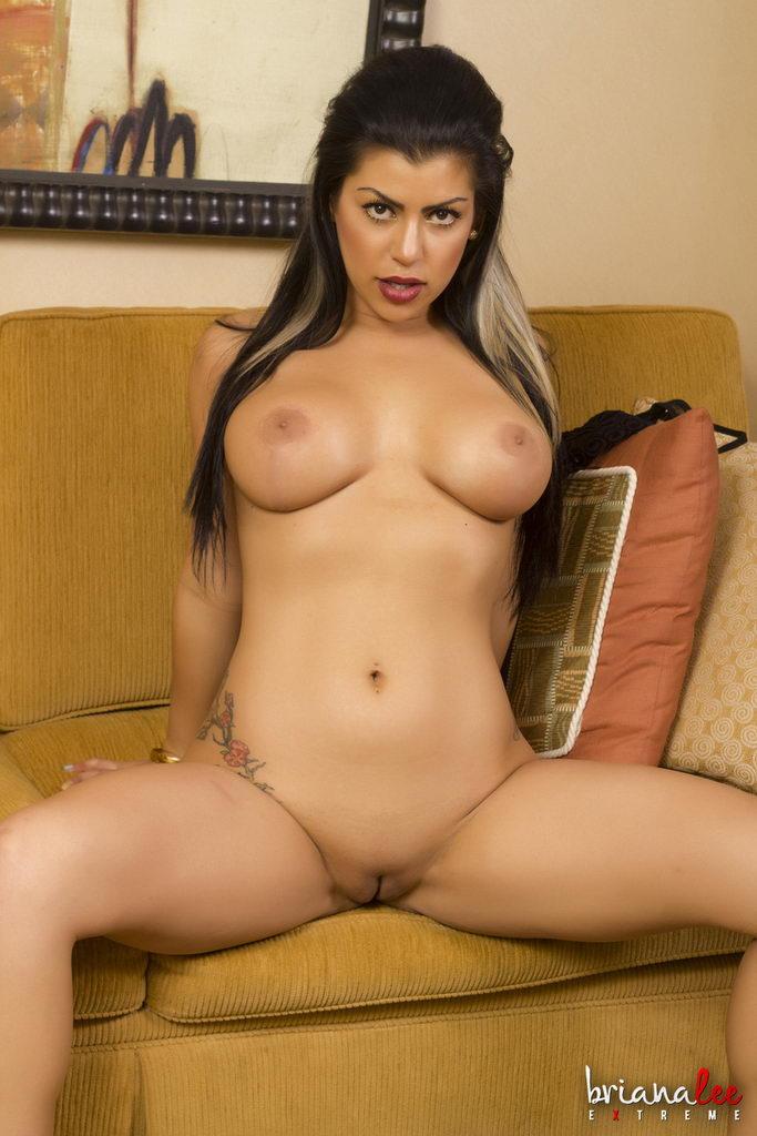 Briana Lee Extreme - Sofa Sexy