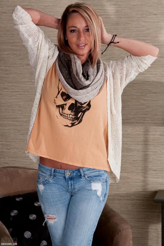 Nikki Sims - Cardigan