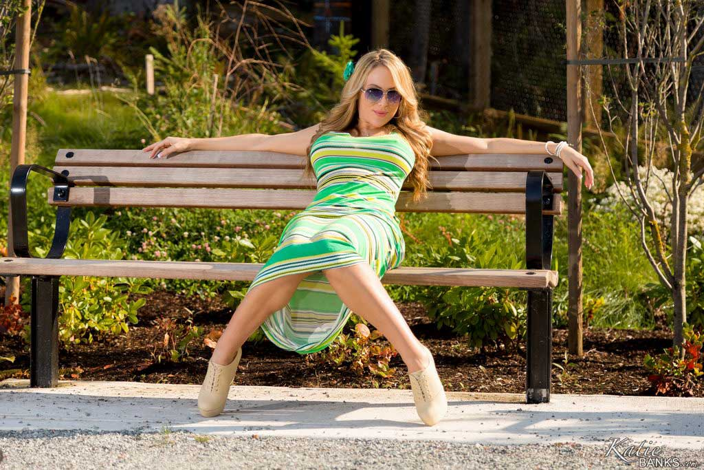 Katie Banks - Bench Play Thing