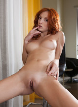 Met-Art: Michelle H shows off her tight body