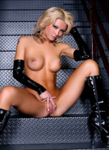 Holly Randall: Jaime - These Boots are Made for Walking