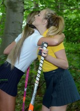 Lucy-Anne Brooks, Natalia Forrest 1