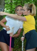 Lucy-Anne Brooks, Natalia Forrest 3