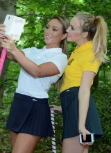 Lucy-Anne Brooks, Natalia Forrest 4