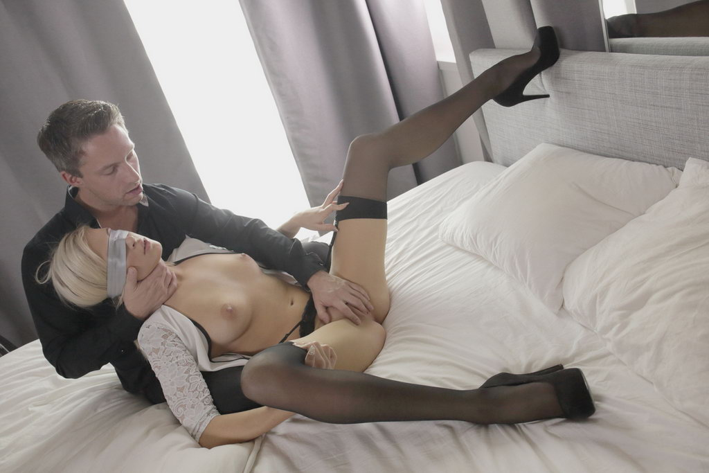 Erotic house cleaning service