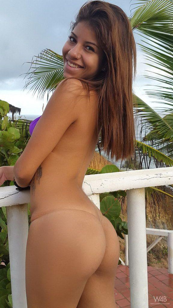 Venezuela beach bikini photos
