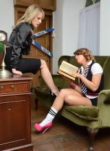 Lizzie Gibson, Headmistress Mackenzie 1