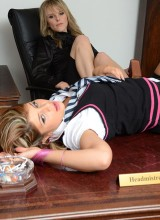 Lizzie Gibson, Headmistress Mackenzie 2