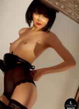 Spinchix: Akari Desire (Nude and Pure) Gold mirror