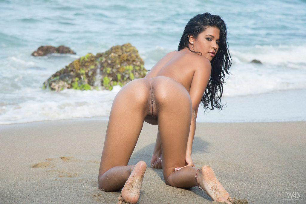 Little beach nude-3672