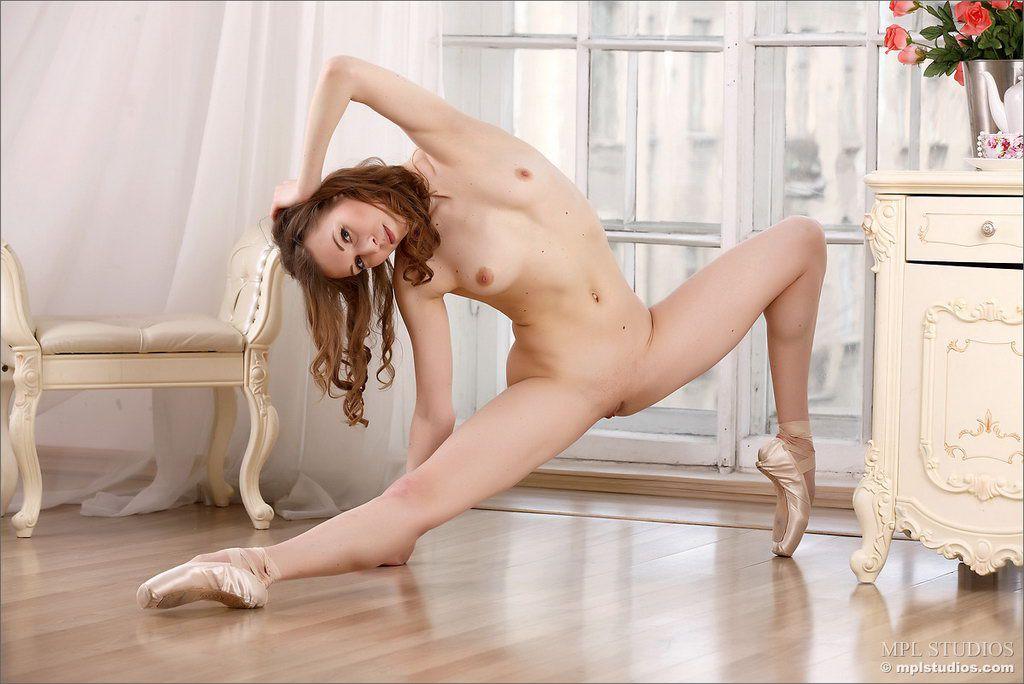 Mpl erotic ballerina idea