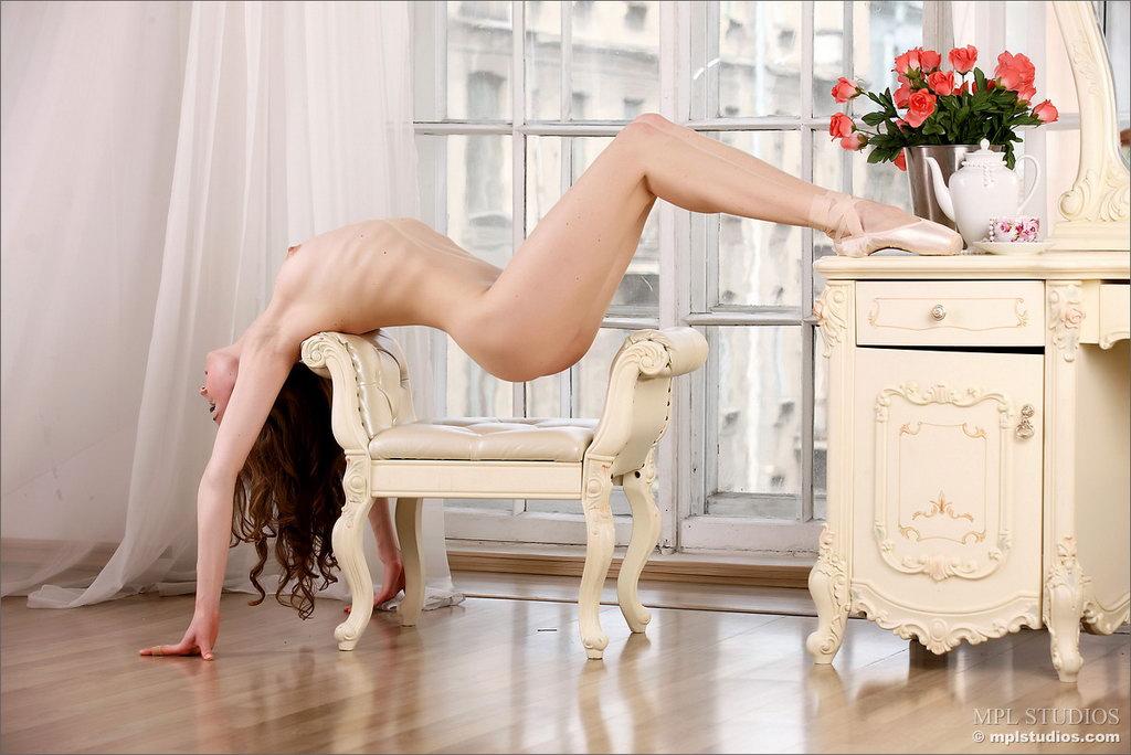 Protest against mpl erotic ballerina think